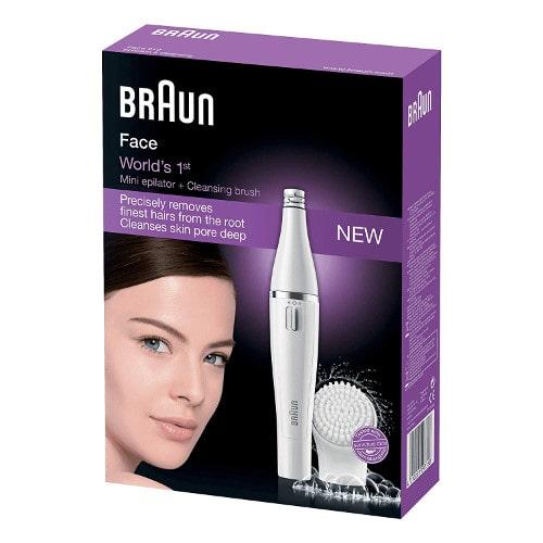 Opinión de Braun Face 810