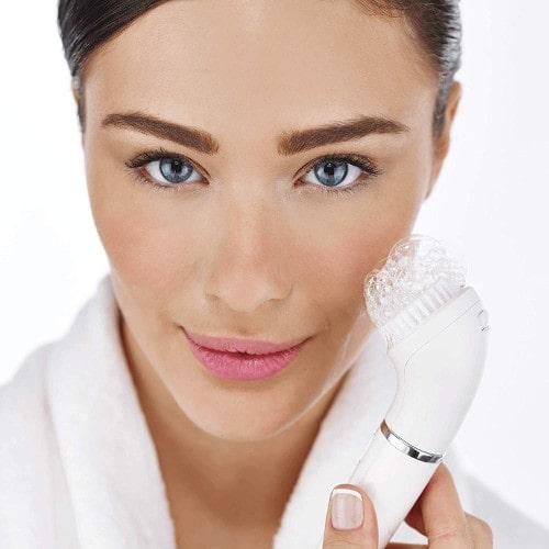 Cepillo para limpieza facial Braun Face 810