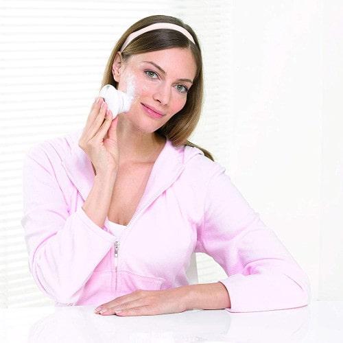 Como funciona el Cepillo de limpieza facial Elle by Beurer FCE-60